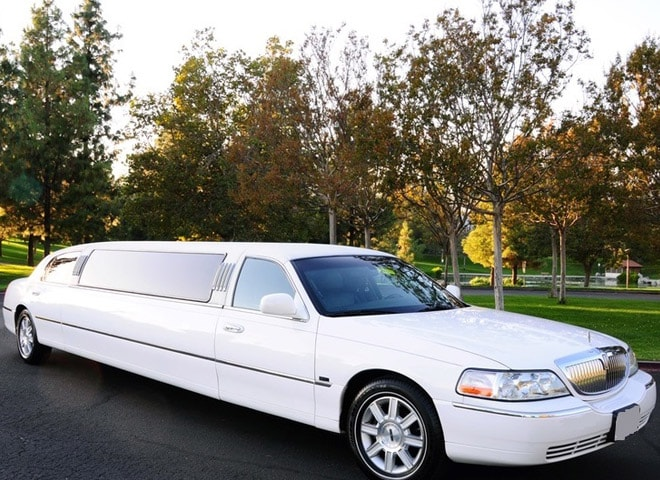 Stretch Limousine Services in California