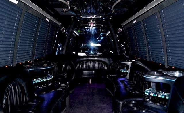 Party Bus Service in California