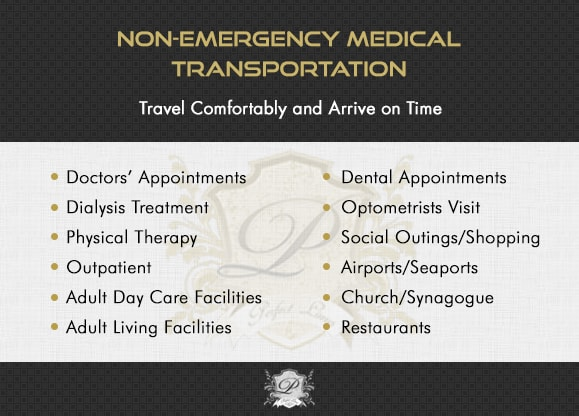Book Online Non-emergency Transportation