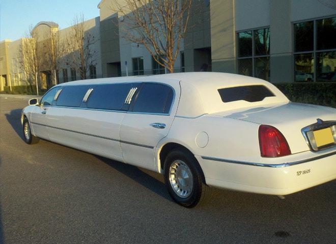 Stretch Limousine Services in San Bernardino