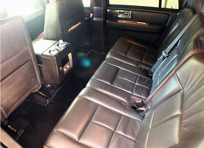 SUV Limousine in San Bernardino