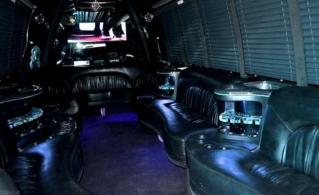 Party Bus Rental in San Bernardino