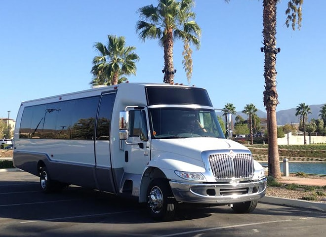 Party Bus Rental in California