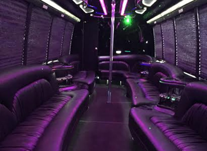 Best Party Bus Rental in San Bernardino