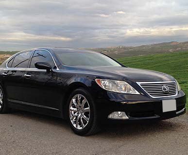 Executive Sedan Transportation