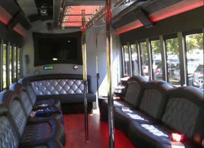 Party Bus Rental Online Booking in San Bernardino
