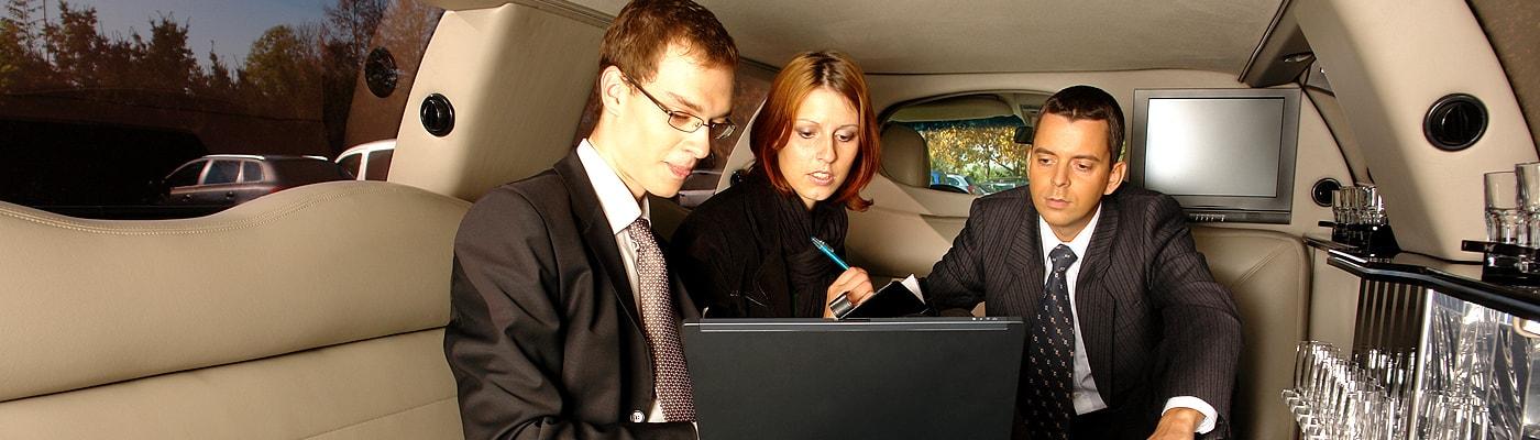 Corporate Coach, Bus or Car Limousine Service San Bernardino