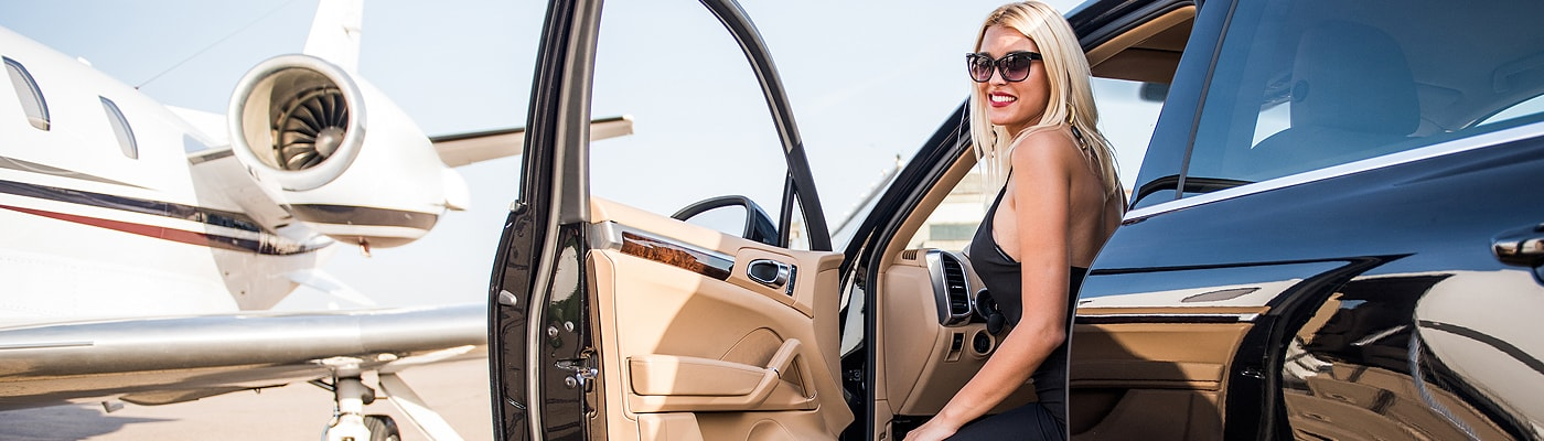 Luxury Airport Limousine in San Bernardino