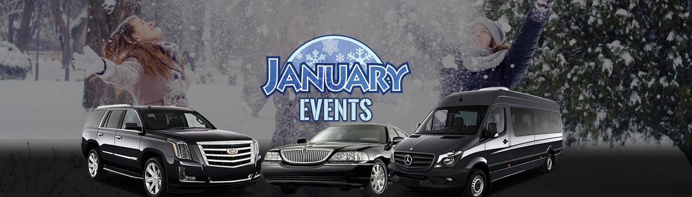 January 2018 Events and Happenings in San Bernardino, California