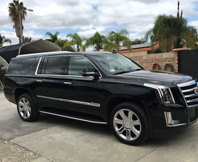 SUV Limo Rental Services