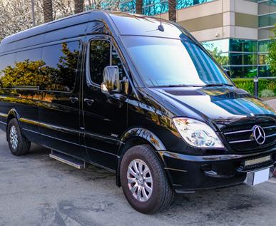 Mercedes Sprinter Limo/Coach